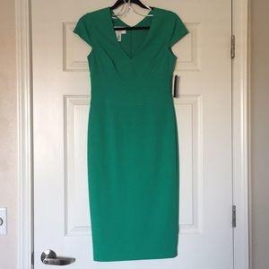 Donna Morgan Cap Sleeve Sheath Dress
